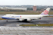 B-18709 - China Airlines Cargo Boeing 747-400F, ERF aircraft