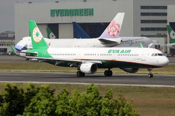 B-16208 - Eva Air Airbus A321