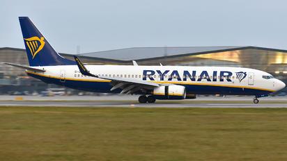 EI-DYZ - Ryanair Boeing 737-800