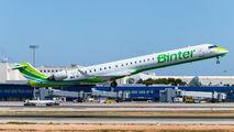 9H-LOV - Binter Canarias Bombardier CRJ-1000NextGen aircraft