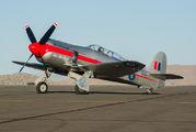 NX20SF - Private Hawker Sea Fury aircraft