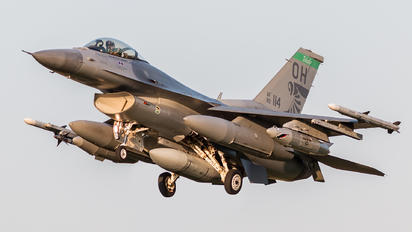 89-2114 - USA - Air National Guard General Dynamics F-16C Fighting Falcon