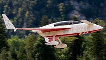 F-PYSM - Patrouille Reva Rutan Long-Ez aircraft