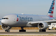 N781AN - American Airlines Boeing 777-200ER aircraft