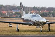 SP-EVA - Private Piper M500 aircraft