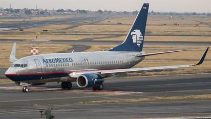 XA-PAM - Aeromexico Boeing 737-700