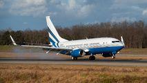 N108MS - Las Vegas Sands Boeing 737-700 BBJ aircraft