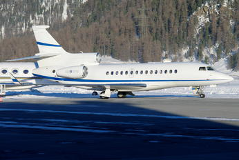 N999PN - Private Dassault Falcon 7X