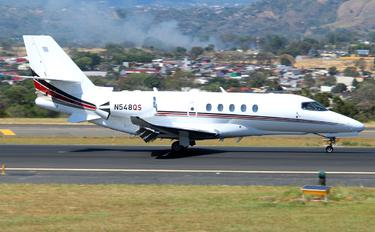 N548QS - Private Cessna 680A Latitude