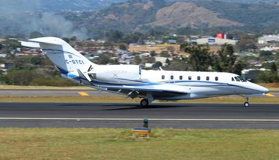 C-GTCI - Private Cessna 750 Citation X