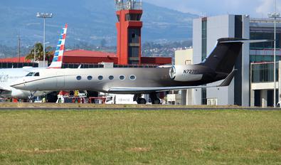 N727PR - Private Gulfstream Aerospace G-V, G-V-SP, G500, G550