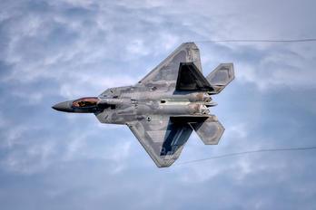 09181 - USA - Air Force Lockheed Martin F-22A Raptor