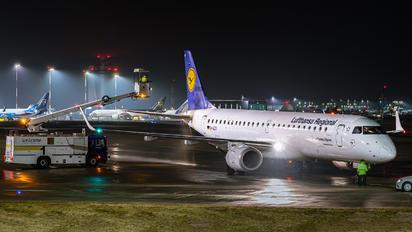 D-AECI - Lufthansa Regional - CityLine Embraer ERJ-190 (190-100)
