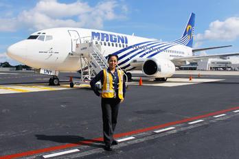 XA-UNY - Magnicharters - Aviation Glamour - People, Pilot