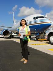 - - Las Vegas Sands - Aviation Glamour - People, Pilot