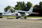 AT32 - Belgium - Air Force Dassault - Dornier Alpha Jet 1B aircraft