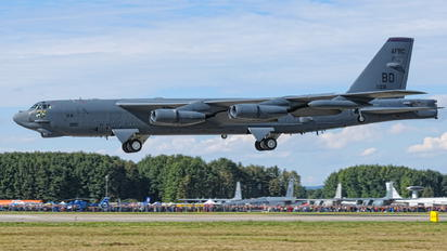 61-0031 - USA - Air Force AFRC Boeing B-52H Stratofortress