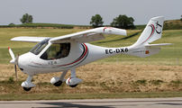 EC-DX6 - Private Flight Design CT Supralight aircraft