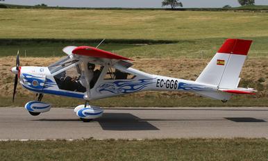 EC-GG6 - Private Aeroprakt A-22 L2