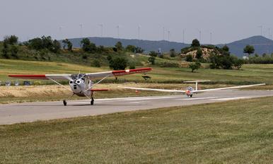 EC-DRN - Private Cessna L-19/O-1 Bird Dog