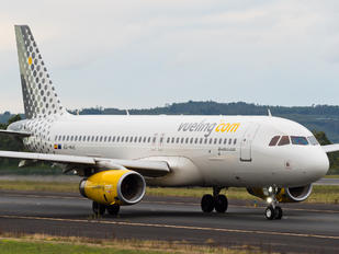EC-MVE - Vueling Airlines Airbus A320