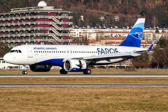 OY-RCK - Atlantic Airways Airbus A320 NEO