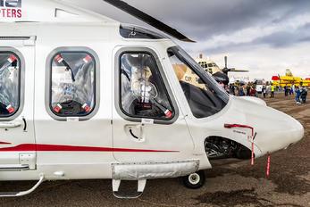 CN-HAE - Heliconia Aero Solutions Agusta Westland AW139