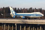 VP-BIM - Air Bridge Cargo Boeing 747-400F, ERF aircraft