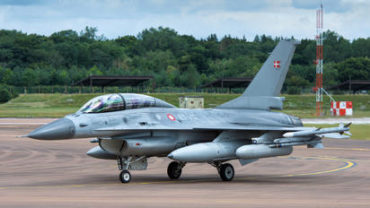ET-197 - Denmark - Air Force General Dynamics F-16B Fighting Falcon