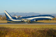 LX-DIO - Global Jet Luxembourg Boeing 737-900 BBJ3 aircraft