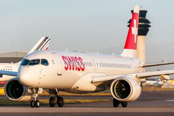 HB-JCP - Swiss Airbus A220-300