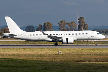 SU-GFA - Egyptair Express Airbus A220-300