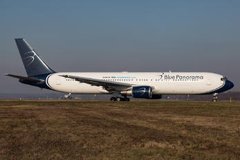 9H-KIA - Blue Panorama Airlines Boeing 767-300ER