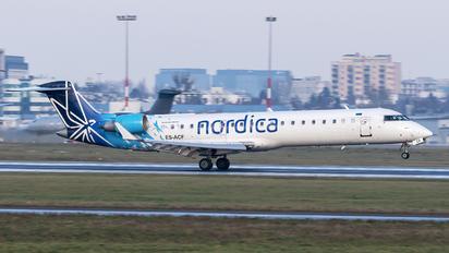 ES-ACF - Nordica Bombardier CRJ-700