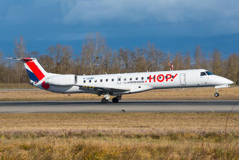F-GUBF - Air France - Hop! Embraer ERJ-145