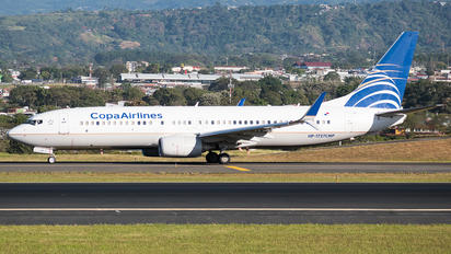 HP-1727CMP - Copa Airlines Boeing 737-800