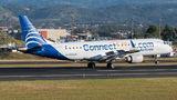 Copa Airlines Embraer ERJ-190 (190-100) HP-1564CMP at San Jose - Juan Santamaría Intl airport
