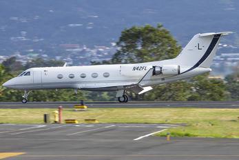 N42FL - Private Gulfstream Aerospace G-III