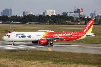 VN-A646 - VietJet Air Airbus A321 NEO