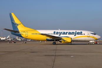 LZ-BON - Tayaran Jet Boeing 737-300