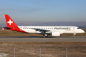 HB-AZB - Helvetic Airways Embraer ERJ-190-E2