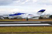 JA10HJ -  Honda HA-420 HondaJet aircraft