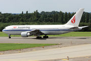N712AX - Scanderbeg Air Boeing 767-200ER aircraft