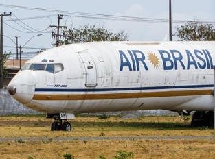 PR-AIB - Air Brasil Cargo Boeing 727-200F (Adv)