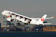 JA04XJ - JAL - Japan Airlines Airbus A350-900 aircraft