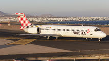 EC-MEZ - Volotea Airlines Boeing 717 aircraft