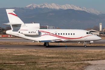 M-AFAJ - Private Dassault Falcon 900 series