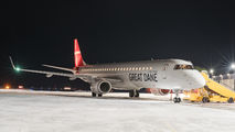 Great Dane E195 visited Svalbard title=