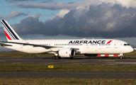 F-HRBB - Air France Boeing 787-9 Dreamliner aircraft