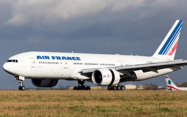 F-GSPO - Air France Boeing 777-200ER
